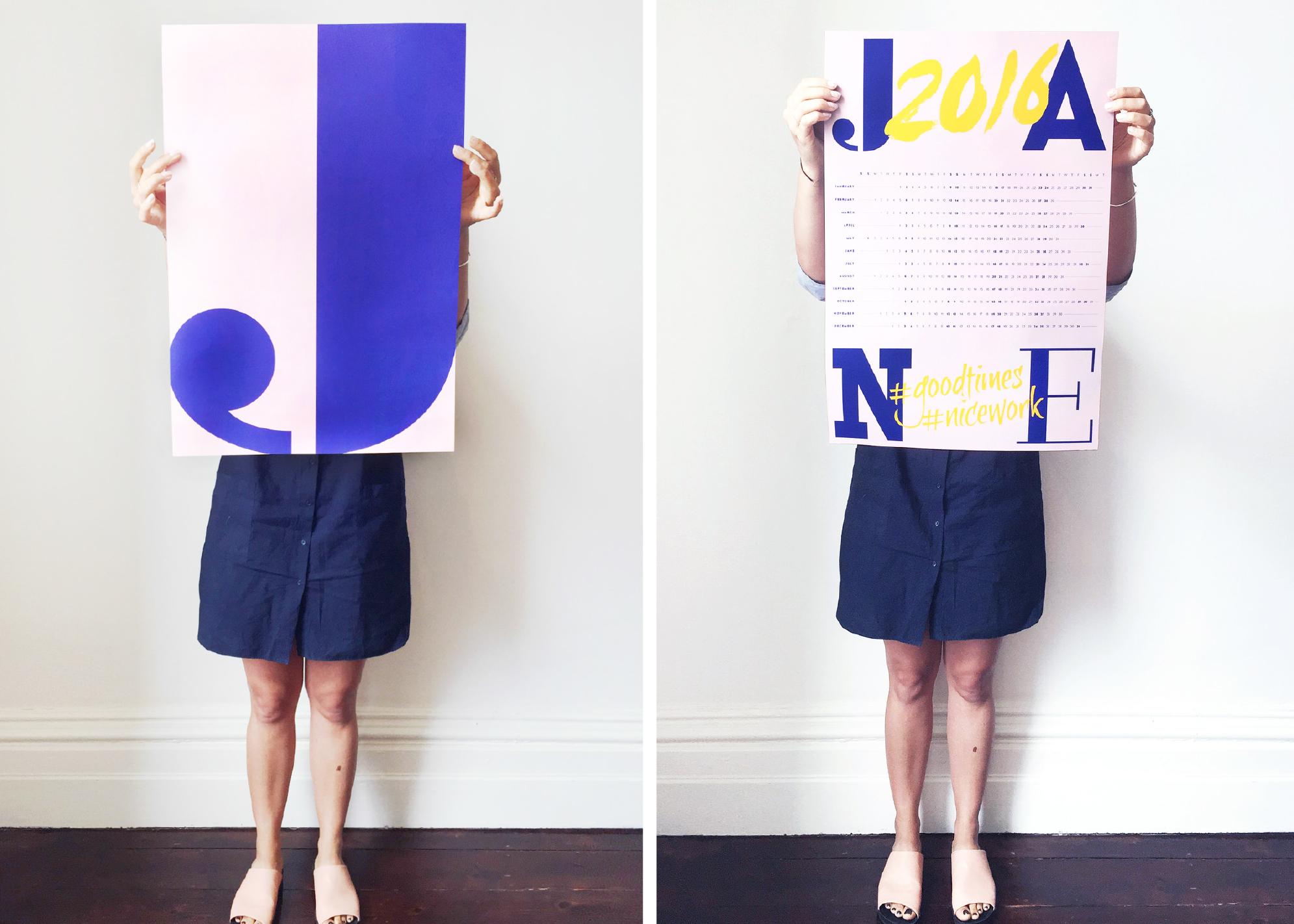 Janeuary-Posters